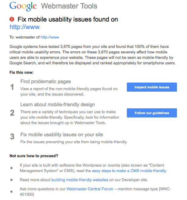 google-mobile-usability