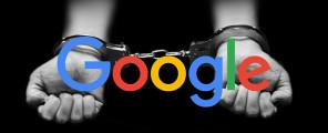 Google Handcuffs